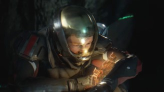 'Mass Effect: Andromeda' Shows That We're The Aliens In Its First Trailer