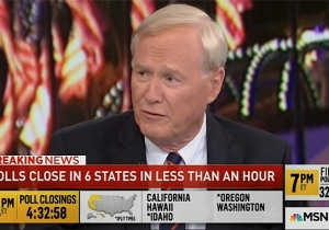 Chris Matthews Offered An Odd Story About JFK Going To A Porn Theater On Election Night