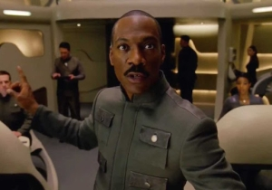 Eddie Murphy's Nixed 'Star Trek IV' Role Gets Discussed By The Film's Writer