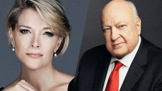 The Megan Kelly Vs. Roger Ailes Story Is Heading To The Big Screen