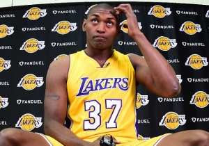 Metta World Peace Still Can't Forgive Himself For How His Run With The Pacers Ended