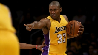 Metta World Peace Already Knows What He Would Do If He Became President