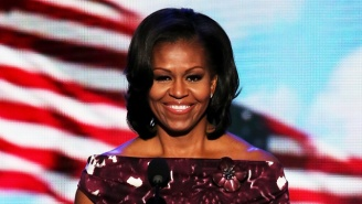 Obama Shares An Inspirational Letter That Praises Michelle On International Women's Day