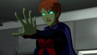'Supergirl's' Miss Martian is more than meets the eye