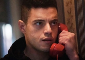 A 'Leaked' Season 3 'Mr. Robot' Script Shows Elliot's Reaction To President Trump