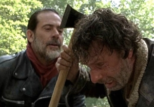 Is 'The Walking Dead' Setting Up This Main Character To Be Negan's Next Victim?