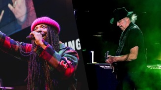 A Neil Young Song Featuring D.R.A.M. Is Just Around The Corner