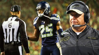 Richard Sherman's Two Controversial MNF Plays Illuminated What's Wrong With The NFL