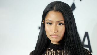Nicki Minaj Defends Her Childhood Teacher's Son From Bullies
