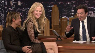 Nicole Kidman Returns To Pour Salt In Jimmy Fallon's Romantic Wounds With Help From Keith Urban