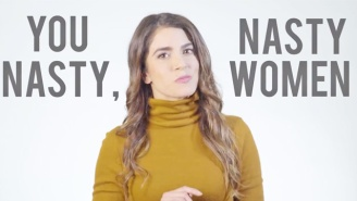 Nikki Reed's Eloquently Crude Ad Sends A 'C. U. Next Tuesday' Message To Donald Trump