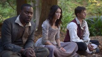 'Timeless' Goes Far Into The Past In A Good Way With 'Stranded'