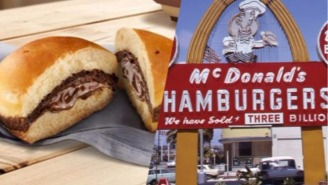 McDonald's Has Crafted A Nutella Burger For Your Gorging Pleasure
