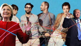 These OK Go Songs Can Guide You Through The Haze Of Election Day Defeat