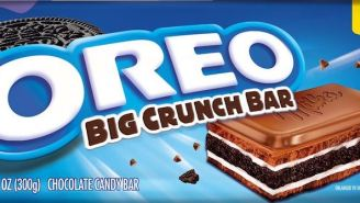 The Oreo Candy Bar Is Here And People Are Fired Up