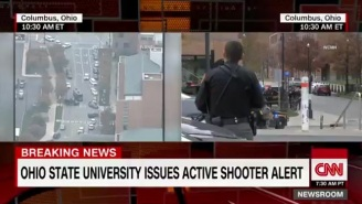 Ohio State University Tells Students To Shelter In Place After Reports Of An Active Shooter