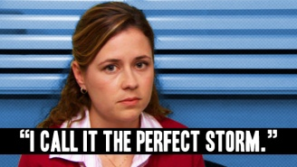 Pam Beesly Quotes When You're Just Trying To Make It Through The Day