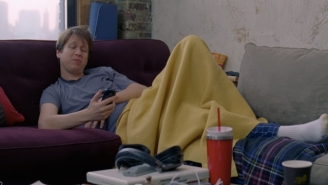HBO Offers Up An Early Peek At The Misery Facing Pete Holmes In His New Comedy 'Crashing'