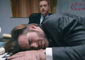 Chris Pine Is The Ultimate Bratty Co-Worker From Hell In This Funny New Voting PSA