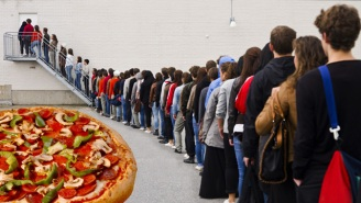 Good Samaritans Are Sending Pizza To Polling Places, So You No Longer Have An Excuse To Stay Home