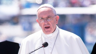 Pope Francis Grants All Priests The Power To Forgive The 'Grave Sin' Of Abortion