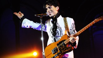 Prince's Insane Album Sales From 2016 Prove That He'll Always Be His Royal Badness