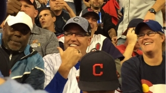 Rex Ryan Actually Left Game 7 Of The World Series During The Rain Delay