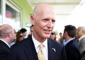 Florida Governor Rick Scott Signs Gun Control Legislation In Response To The Stoneman Douglas Shooting