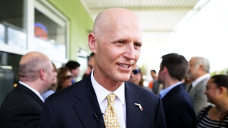 Florida Governor Rick Scott Signs Gun Control Legislation In Response To The Stoneman Douglas Shooting