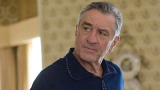 Robert De Niro Responds To Trump's Victory: I Feel Like I Did After 9/11