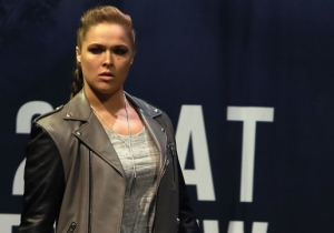 Ronda Rousey May Fight For The 145-Pound Title If She Wins At UFC 207