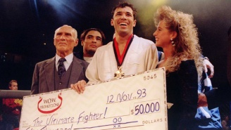 UFC Hall Of Famer Royce Gracie Says It Is His 'Duty' To 'Strongly Endorse' Donald Trump