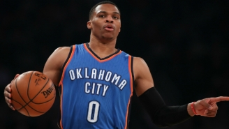 Russell Westbrook Is Accomplishing Something No NBA Player Since Oscar Robertson Has