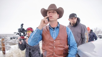 Oregon Militant Ryan Bundy Warns Of A Future Standoff: 'The Government Should Be Scared'