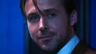 This New Wax Figure Of Ryan Gosling Probably Won't Be Inspiring Any 'Hey Girl' Memes