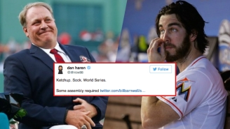Curt Schilling Got Owned By Another Former MLB Pitcher After A Horrible Tweet About Lynching Journalists