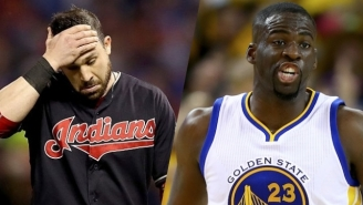 Draymond Green Knows The Pain Of The Cleveland Indians All Too Well