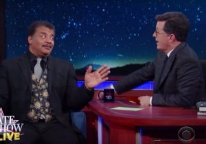 Neil deGrasse Tyson Is Making It His Mission To 'Make America Smart Again'