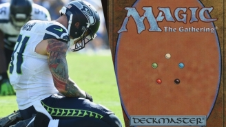 A Seahawks Player Is Distraught After His Prized 'Magic: The Gathering' Cards Were Stolen