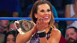 Mickie James Is 'Completely Open' To A Full-Time WWE Main Roster Return