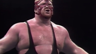 Vader Responded To Reports That He Passed Out After A Match In Japan