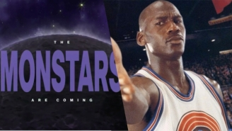 Jordan Brand Teased The Triumphant Return Of The Monstars On The 20th Anniversary Of 'Space Jam'