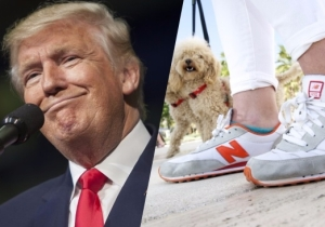 Trump-Supporting Neo-Nazis Have Declared New Balance The 'Official Shoes Of White People'