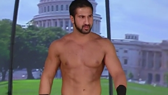 Daivari Recalled The Time He Refused To Play A WWE Character Named 'George Bush'