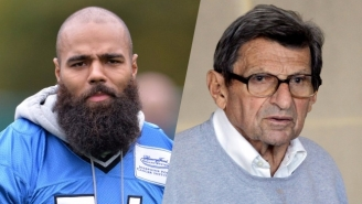 Lions' DeAndre Levy Is Proud Of Breaking 'Dirtbag' Joe Paterno's Leg In College