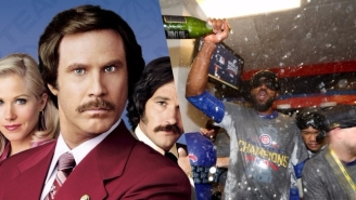 The 'Anchorman' News Team 'Watching' World Series Game 7 Is A Thing That Exists