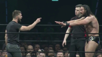Finn Bálor Appeared At An Indie Show To Attack TNA's Drew Galloway