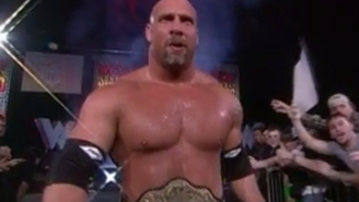 Bill Goldberg Will Appear At The 2017 WWE Royal Rumble