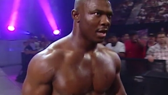 Shelton Benjamin Is Still Planning On A WWE Return, But It Won't Be Anytime Soon