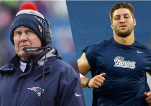 Bill Belichick Convinced Tim Tebow To Turn Down A $1 Million Endorsement And Then Cut Him